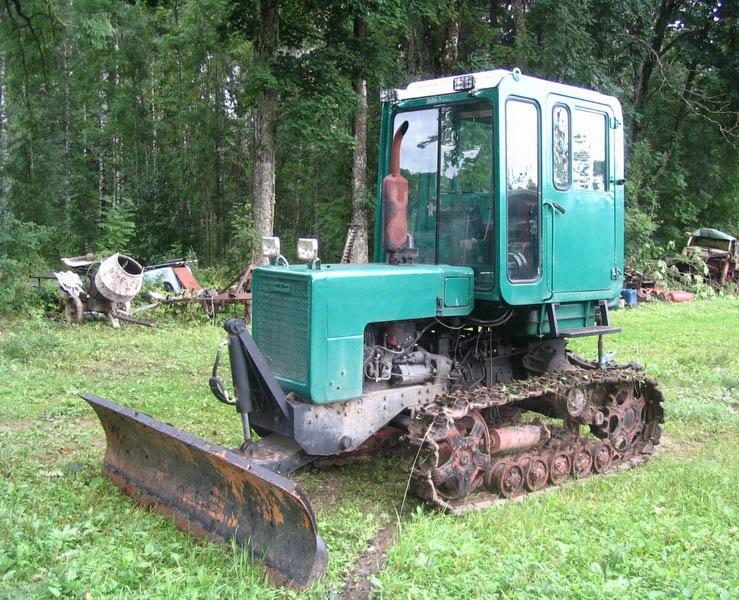 Трактор Т-70С
