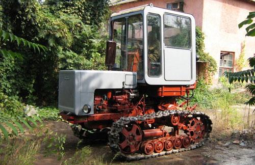 Трактор Т-70 - технические характеристики