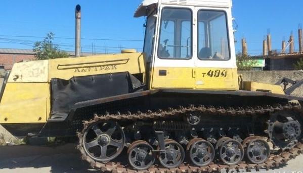 Трактор Т 404. Технические характеристики
