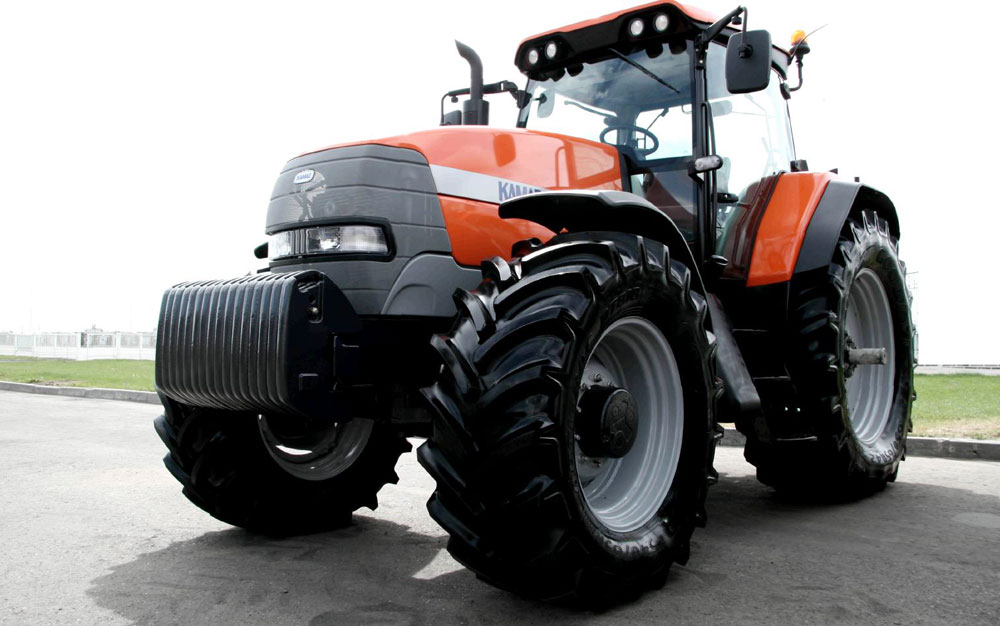 Трактора «КАМАЗ»