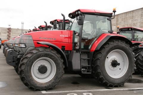 Трактора «КАМАЗ» ХТХ 215