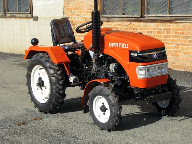 Трактор «Уралец»