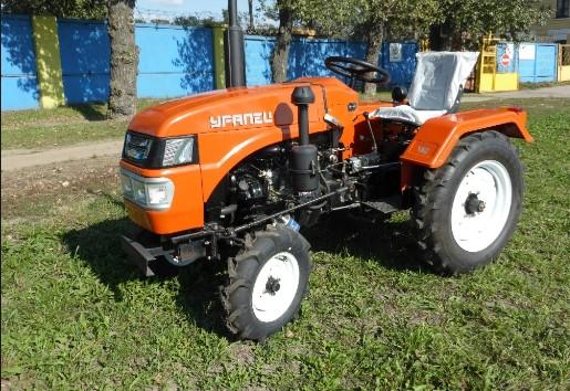 Трактор «Уралец» - технические характеристики