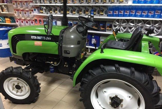 Трактор «Foton» модель 244