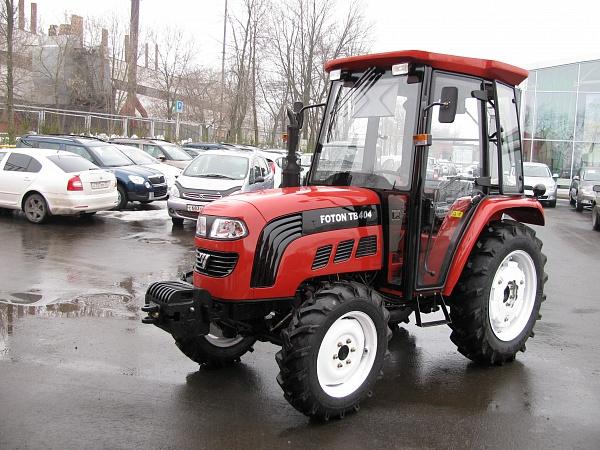 Трактор «Фотон» модель 404