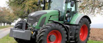 Трактора «Фендт»