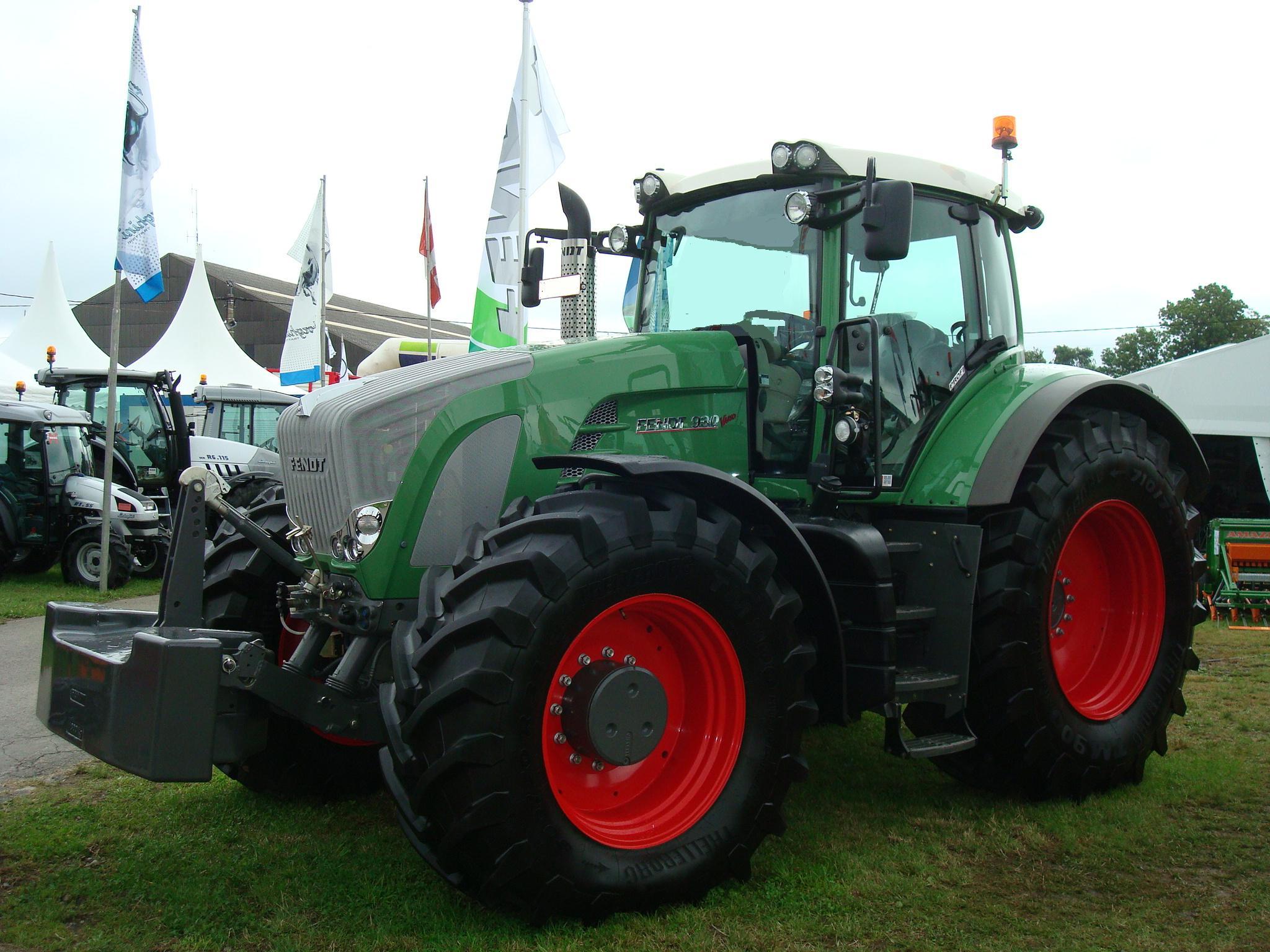 Трактор «Фендт» 930