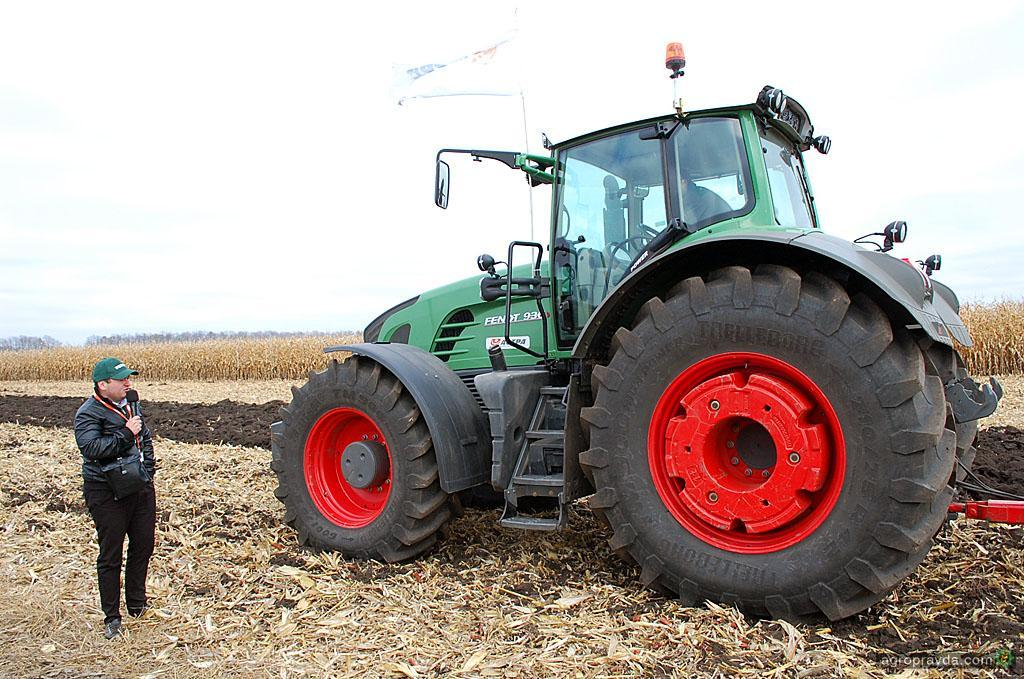 Трактор «Фендт» 936