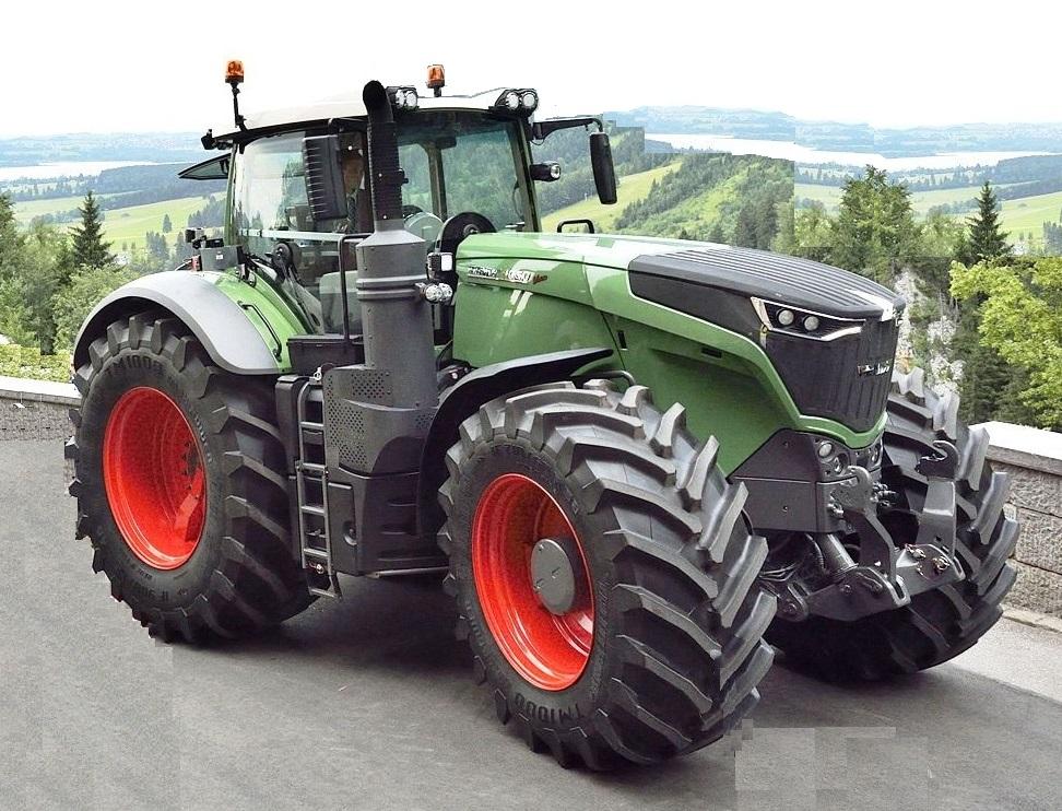 Трактор «Фендт» 1050
