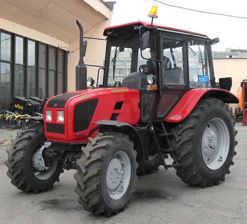 Трактора МТЗ 92