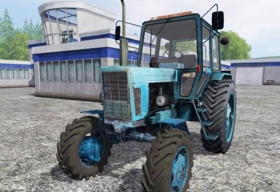Трактор МТЗ модель 102