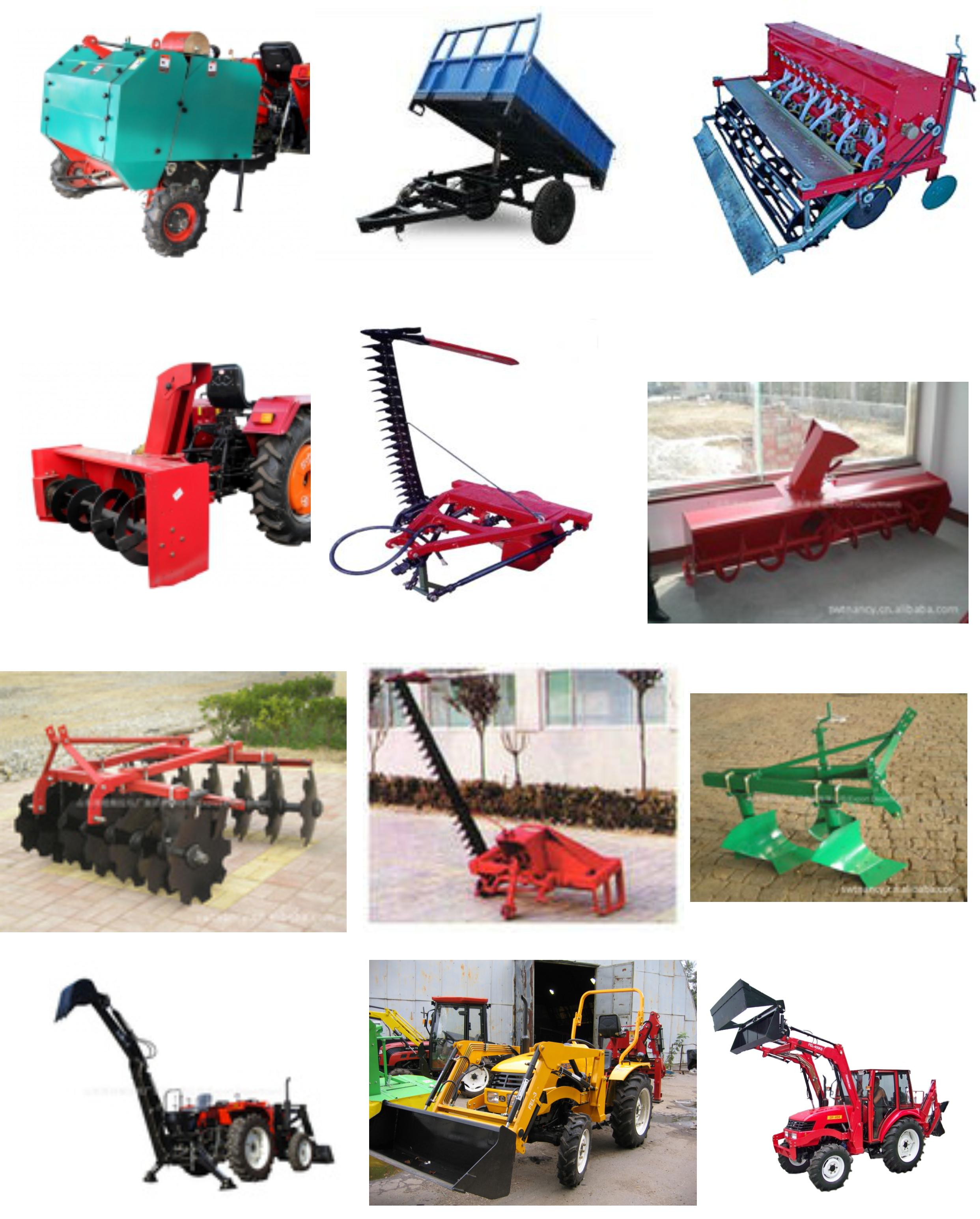 Как сделать навеску на трактор своими руками?