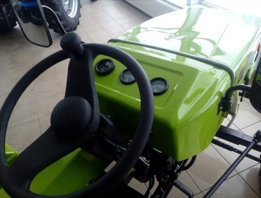 Мототрактор ДВ 120