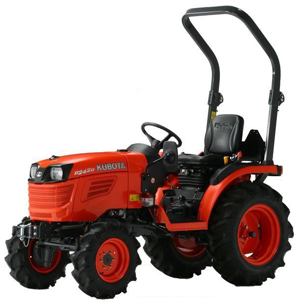 Мини трактор Kubota B2420