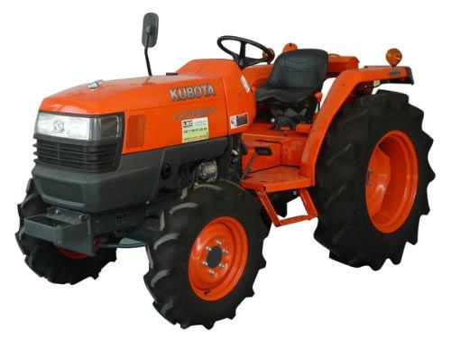 Мини трактор Kubota L3108
