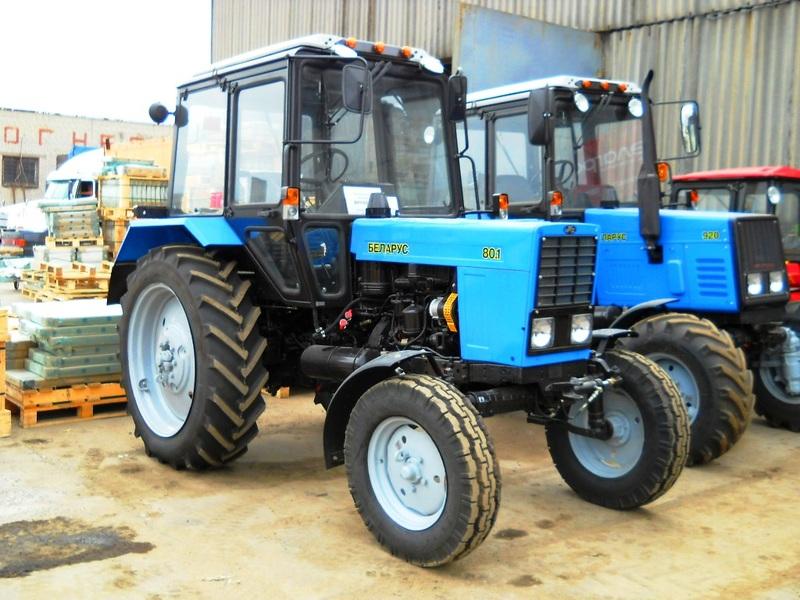 Фреза для трактора в Беларуси