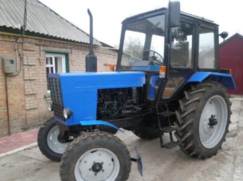 Двигатель трактора МТЗ-80