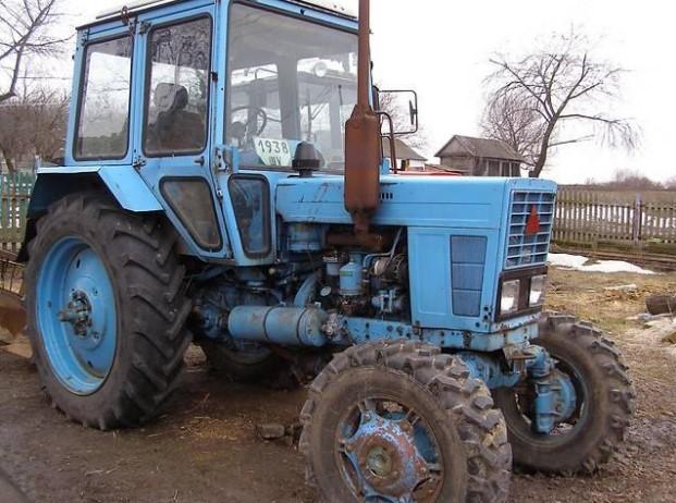 Трактор МТЗ 82 - технические характеристики