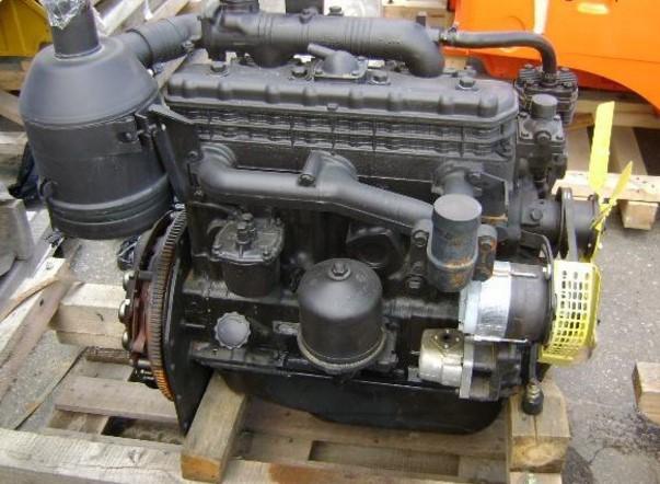 Особенности двигателя агрегата