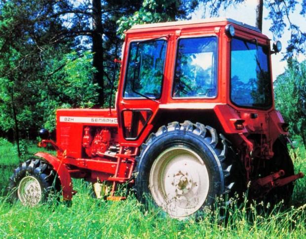 Трактор МТЗ 82Н