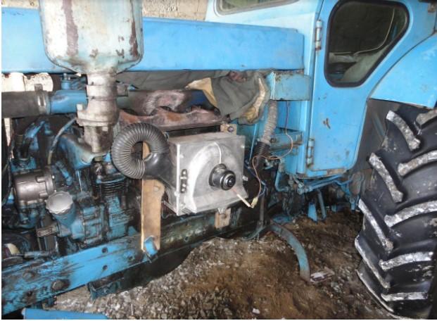 Ремонт трактора т-40 своими руками