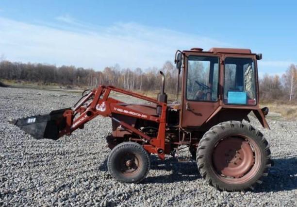Трактор Т 25. Технические характеристики