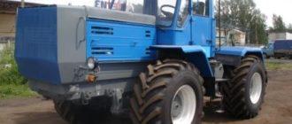Трактор Т 150К