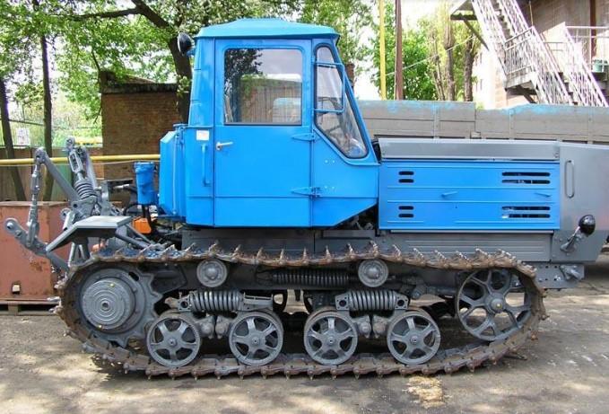 Трактор Т150К. Технические характеристики