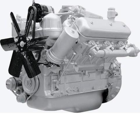Двигатель трактора Т-150