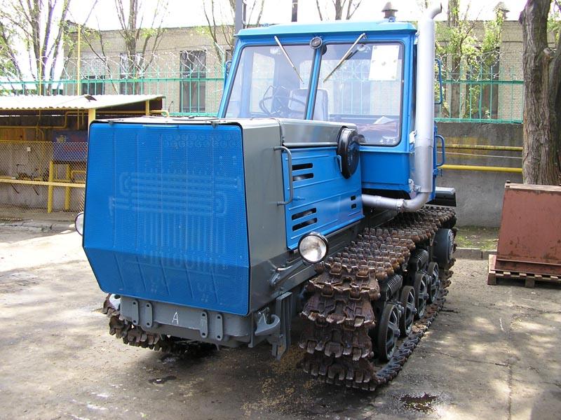 Трактор Т-150К. Технические характеристики