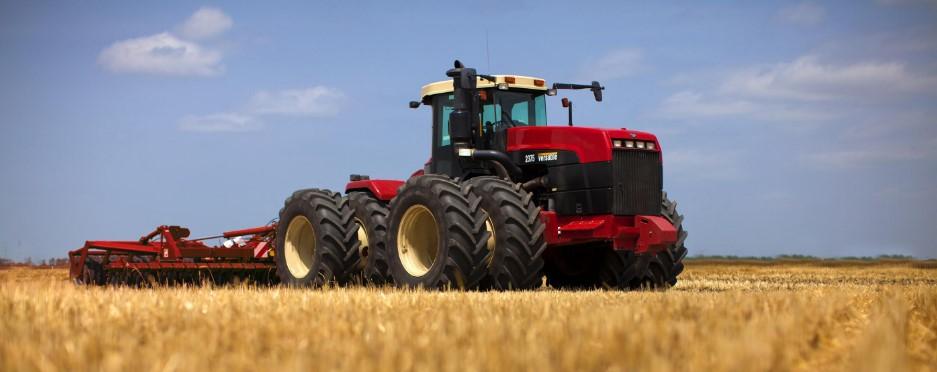 Какие бывают трактора?