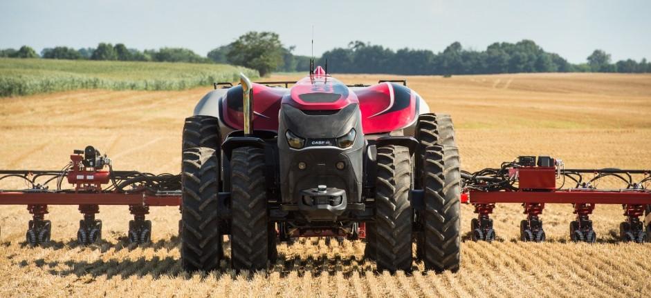 Как трактор работает?