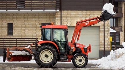 Тракторы Киоти