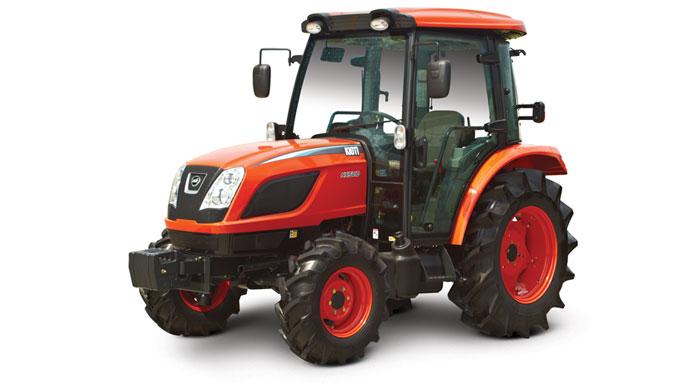 Трактора Kioti