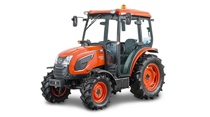 Трактор Kioti технические характеристики