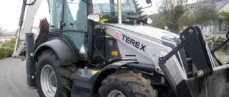 Тракторы Terex
