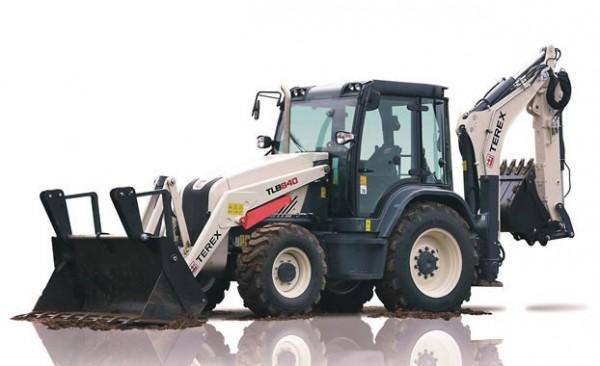 Трактор terex