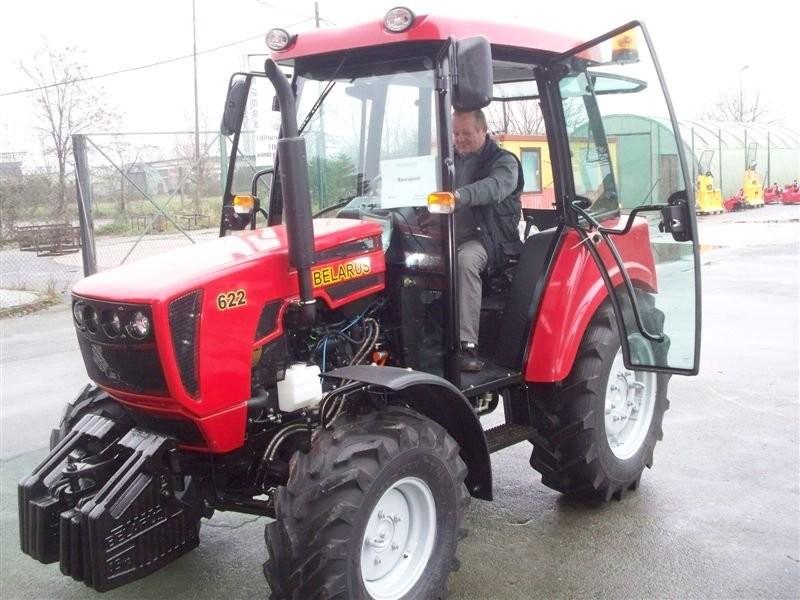 Линейка тракторов Беларус
