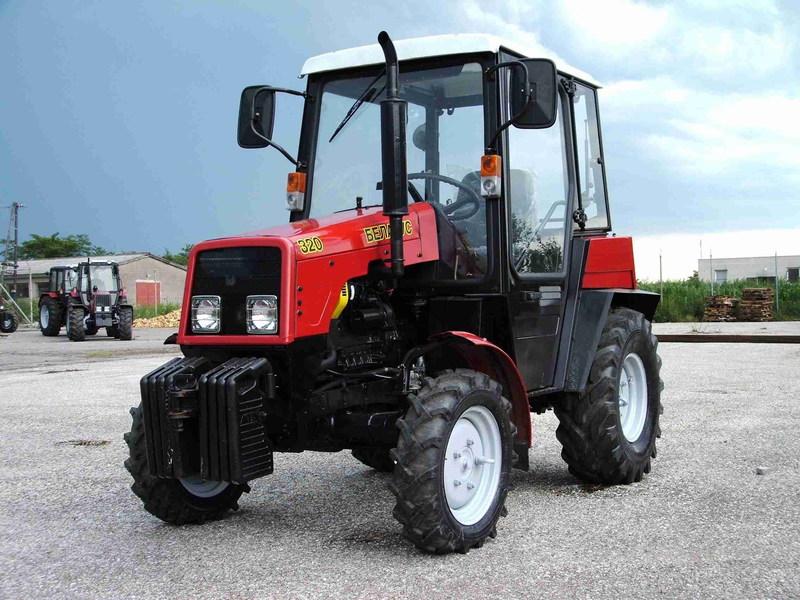 Как завести трактор Беларусь?