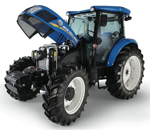 Нев Холланд трактор т д 5 110