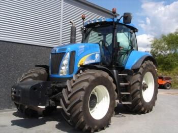 Тракторов New Holland T8040