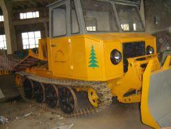 Трелевочный трактор Тj 65a