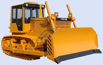 Технические характеристики модели трактора Б 10