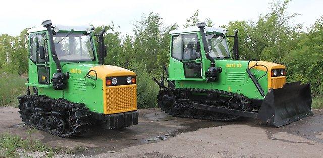 Трактор «Алтай Т 130»