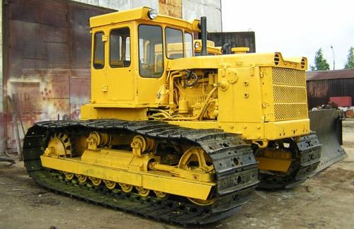 Трактор Т-130 - технические характеристики