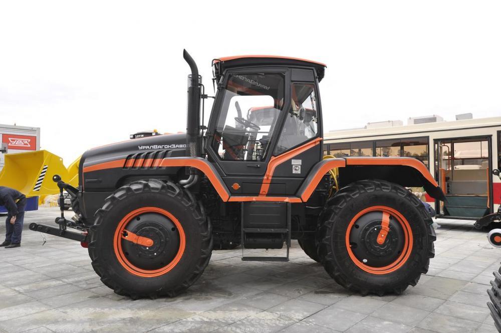 Трактора РТМ 160