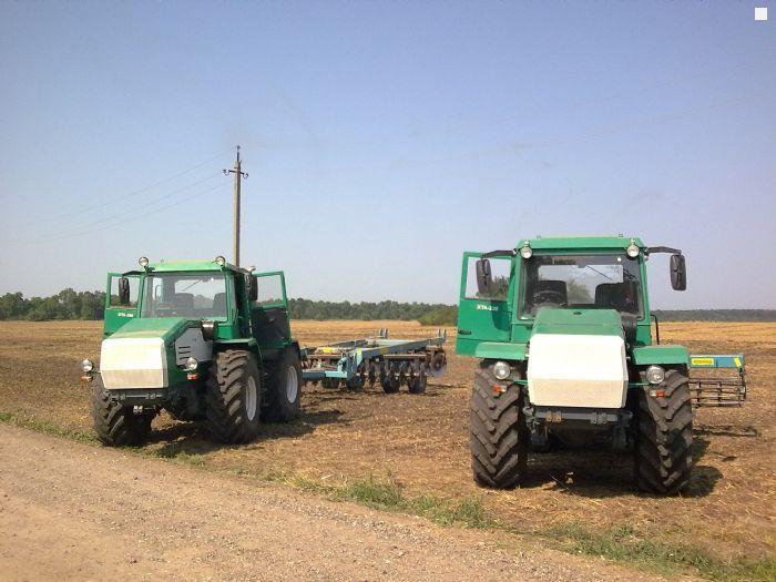 Трактор «Слобожанец» ХТА 200