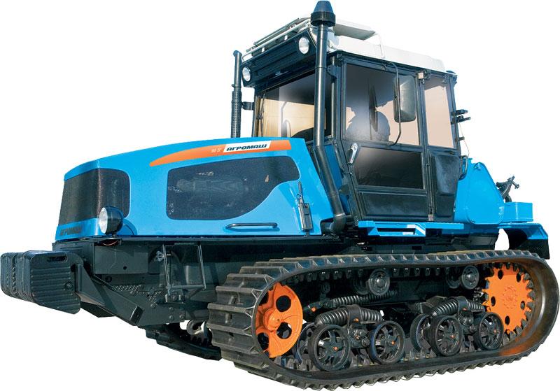 Гусеничный трактор ВТ-90