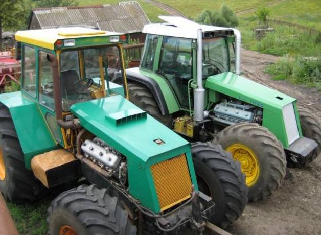 Тракторы Бизон