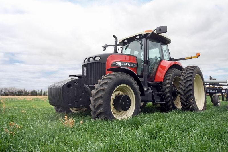 Трактор Версатайл / Versatile 280